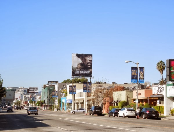 Lone Survivor film billboard