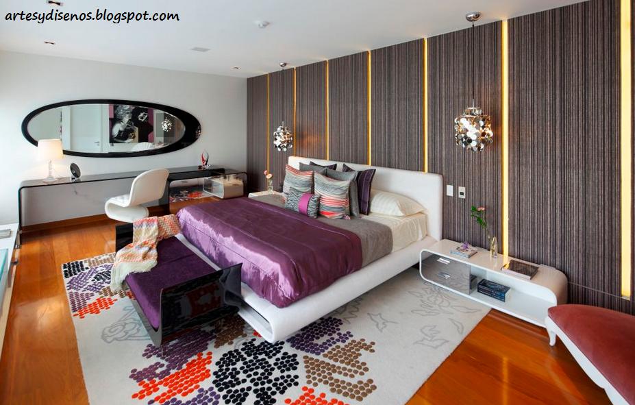 Alfombras para ambientes del hogar - Alfombras para dormitorios ...