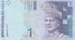 My collection , rare species , not issued note , RM 1 side sign ali abul hassan ( Aishah )