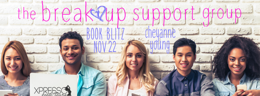 The Break Up Support Group Book Blitz