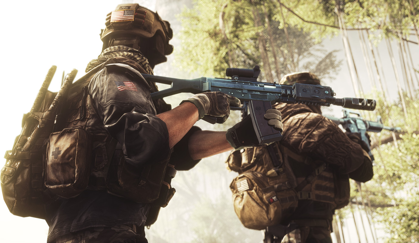 14 novas imagens mostram o estado atual do Mapa da Comunidade para Battlefield 4