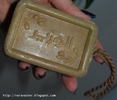 aleppotvål, aleppo soap