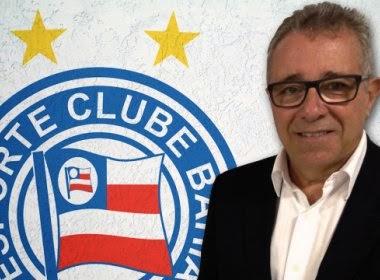 Bahia oficializa a contratação de Jorge Avancini como novo diretor