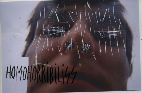 HOMO HORRIBILIS