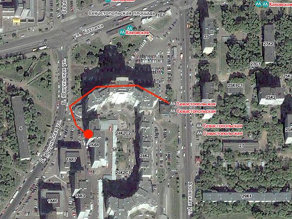 фото Восточный рынок в гостинице «Севастополь», как добраться