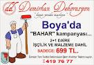 Daire Boyamada Bahar Kampanyası