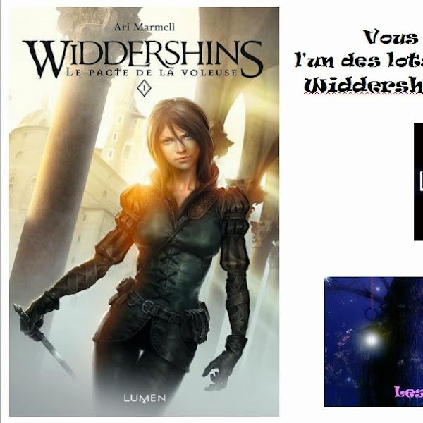 [Concours] Widdershins d'Ari Marmell - Résultat