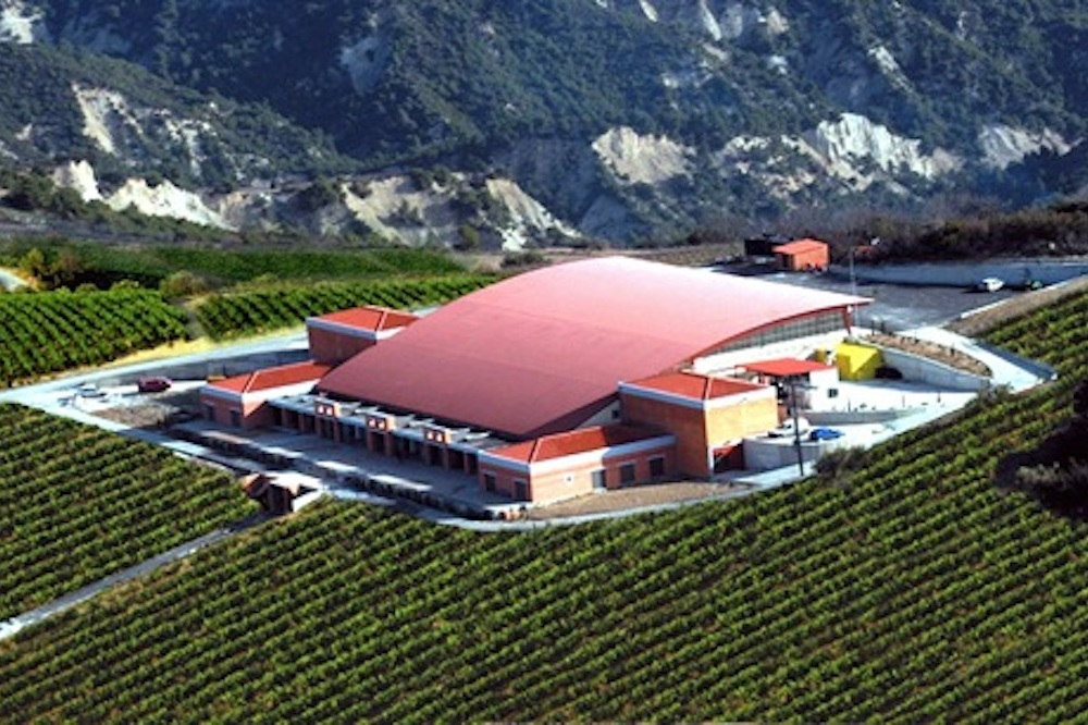 SEMELI WINERY, NEMEA MANTINIA