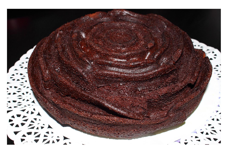La despensa de roc o bizcocho de chocolate al microondas - Bizcocho con microondas ...
