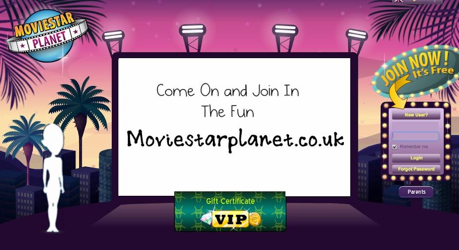 MovieStarPlanet Blog ☺