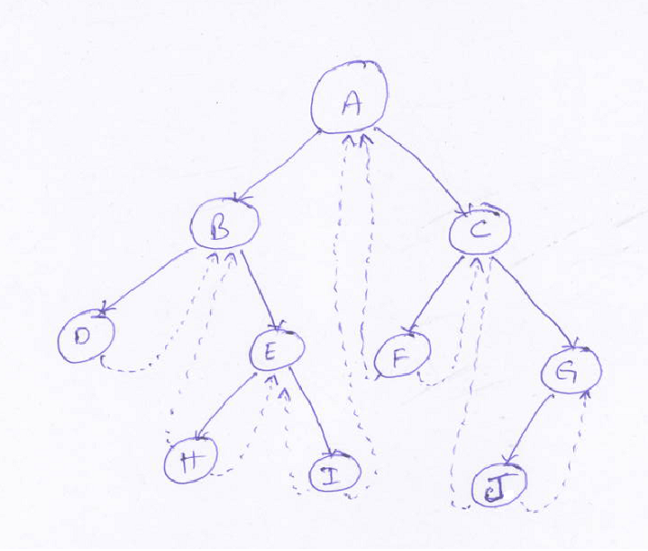 What are binary trees used for