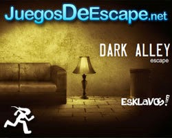 Juegos de Escape Dark Alley Escape