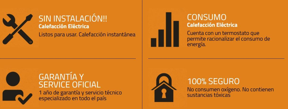 Punto sanitario sistemas el ctricos de calefacci n ventajas - Sistemas de calefaccion electrica ...