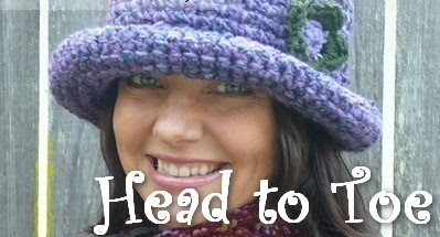 CROCHET PATTERNS: HATS & SCARVES