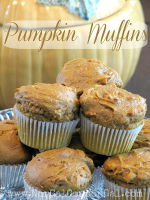 In The Kitchen With Mom Mondays – Pumpkin Muffin Recipe