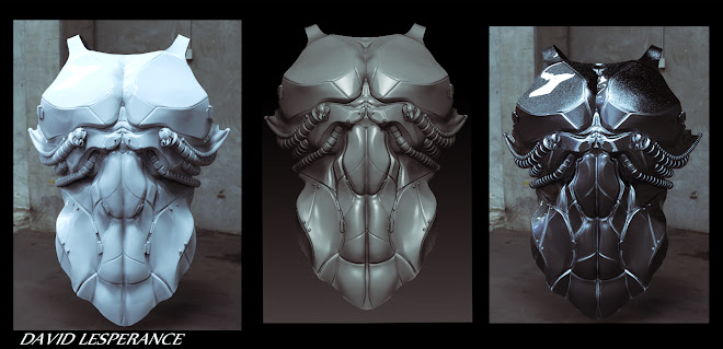 Rapid prototype sculpts