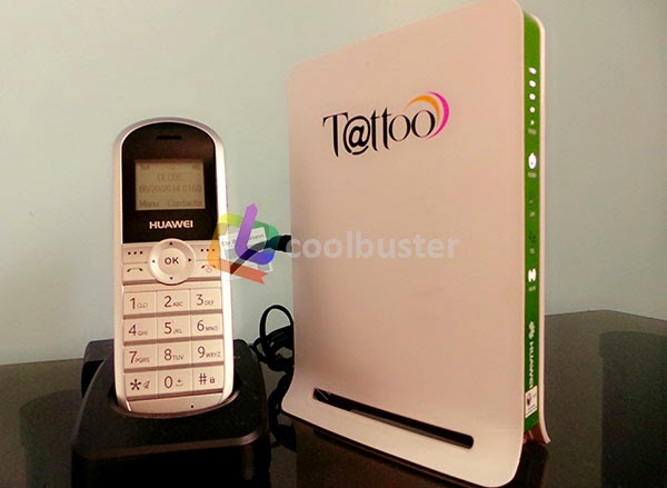 Globe Tatto Home Broadband Bundle