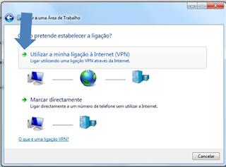 Conectar-se à Internet com IP EUA - Tela #3