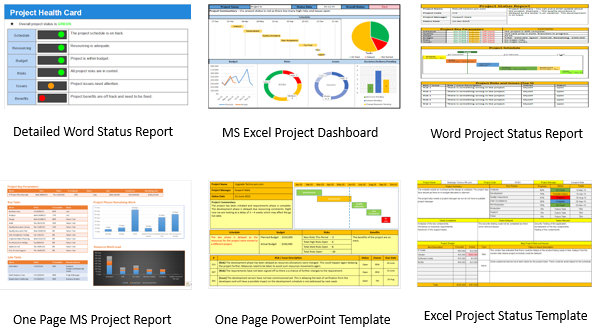 Excel Executive Dashboard Template