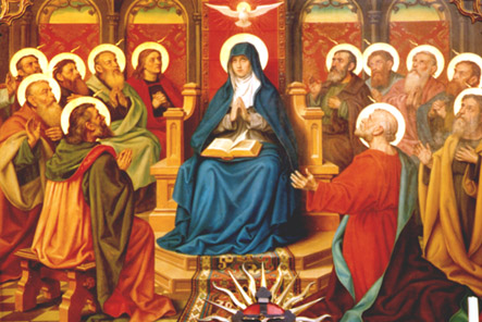 Image Result For Holy Spirit Pentecost