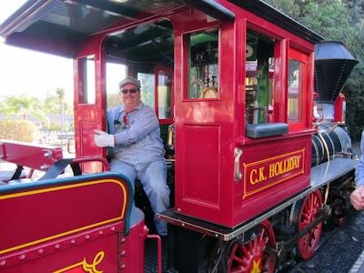 Disneyland Ferrocarril