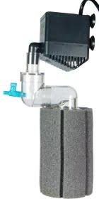 Filter Max CO2 Reactor, Diffuser Diagram for Planted Freshwater Aquarium