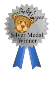 Silver Metal Winner at Shelly&#39;s