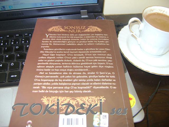 tokideki sesin okuduğu kitap