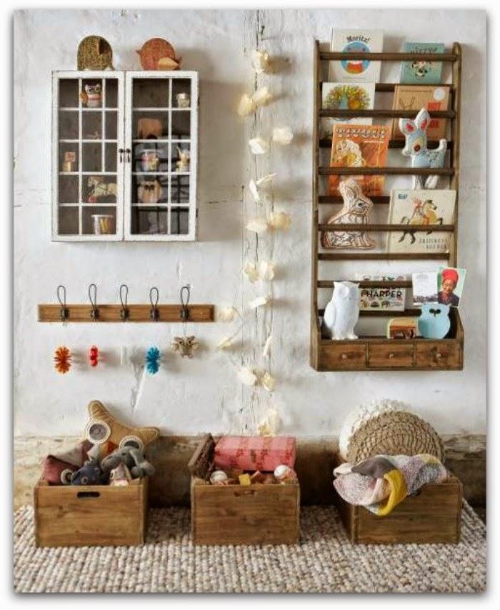 En casa de oly ideas para guardar los libros de los ni os for Muebles para guardar libros