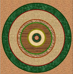 Circulo texturas