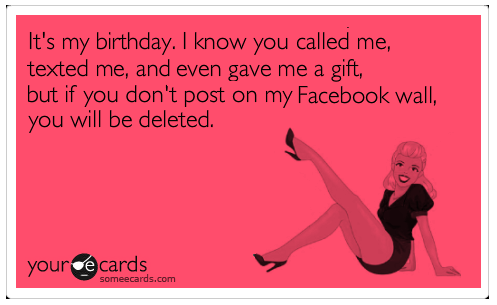 Parental Parody Ffs Friday Happy Birthday To Me