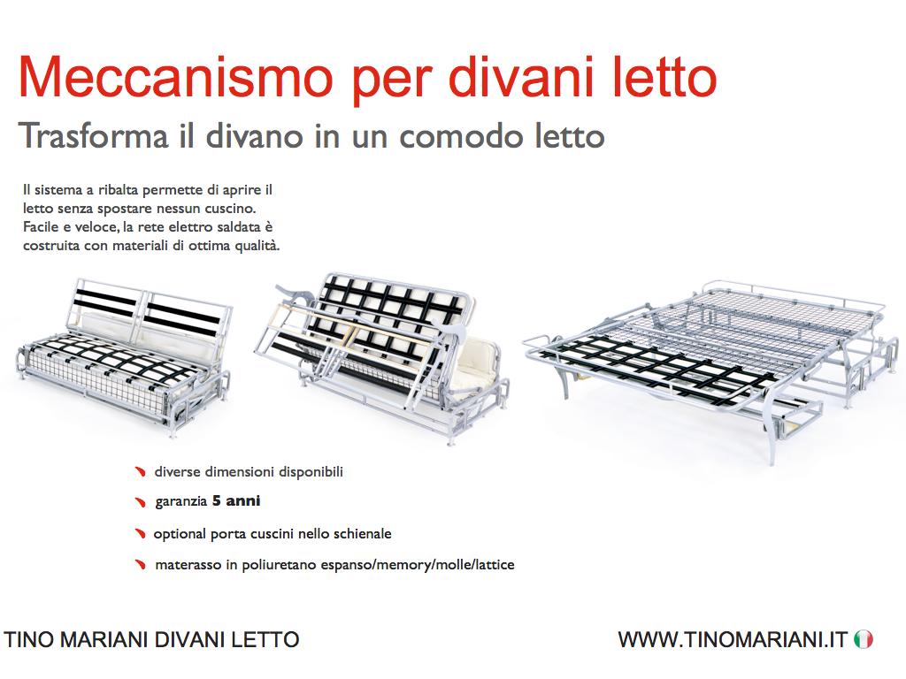 Divani blog tino mariani 20 maggio 2012 - Trasformare letto in divano ...
