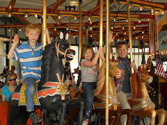 Who knew that the NYS Museum has a merry-go-round???