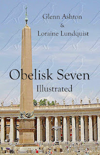 Obelisk Seven - our global warming thriller