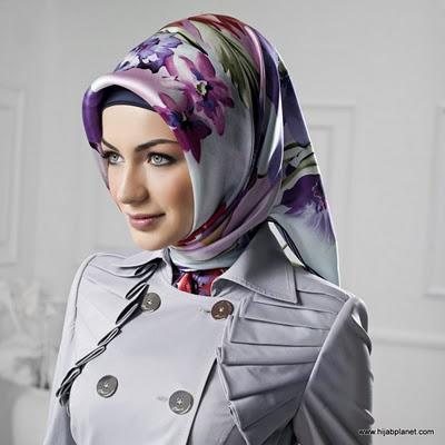 Tips Hijab Cantik Aneka Mode Jilbab Luar Negeri Mesir