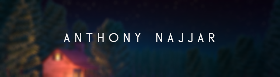 Anthony Najjar Simon (CG Blog)