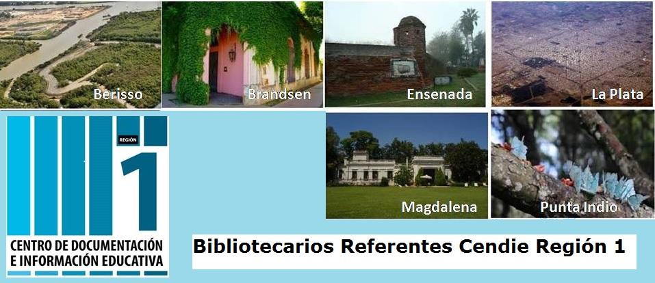 Bibliotecarios Referentes Cendie
