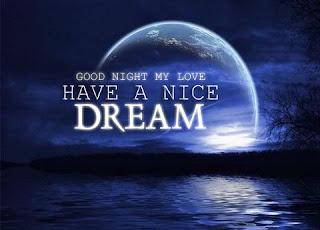 Sms Ucapan Selamat Malam Terbaru Bulan