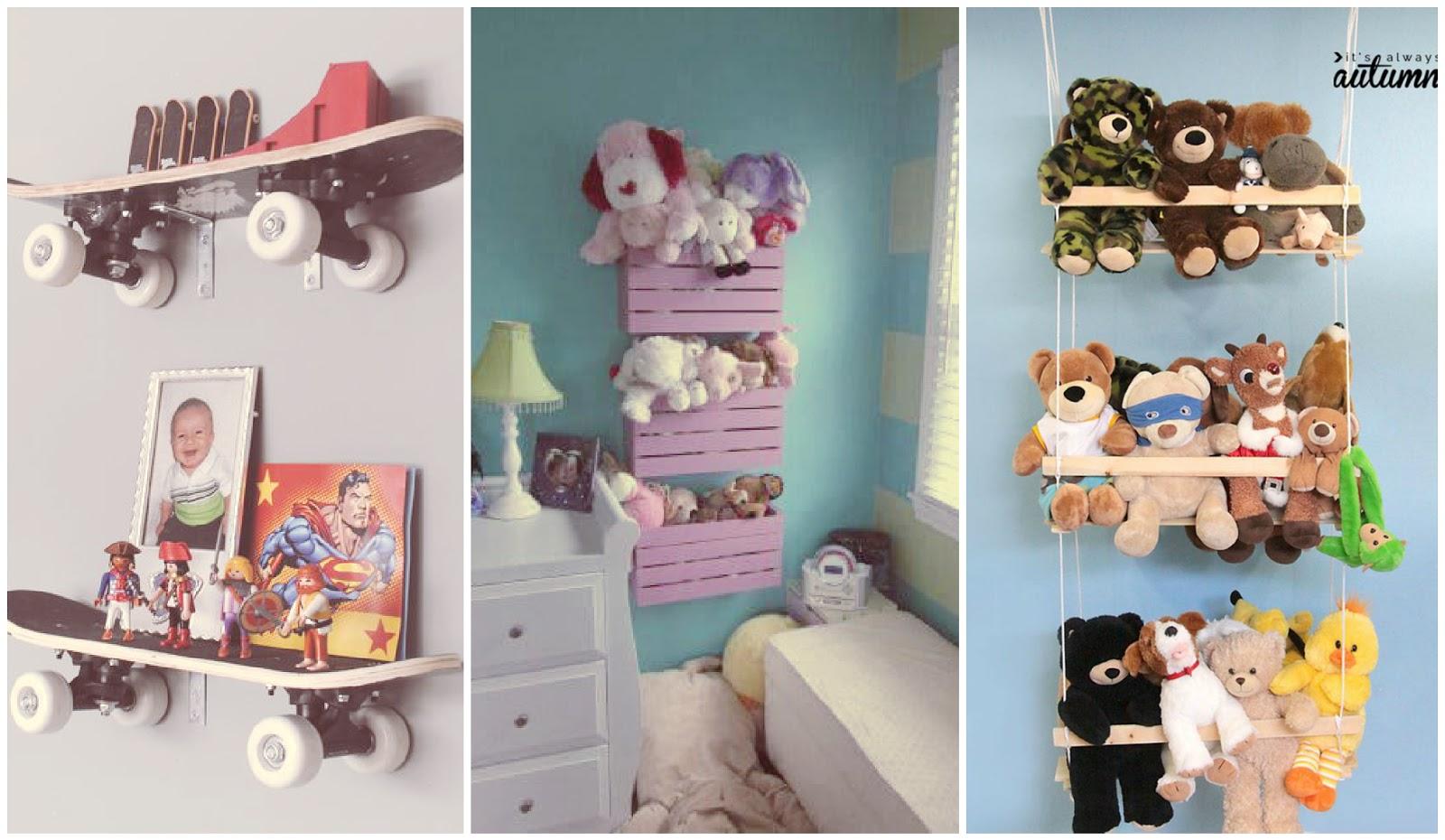 C mo organizar los juguetes de los ni os en casa for Casas zapatos ninos