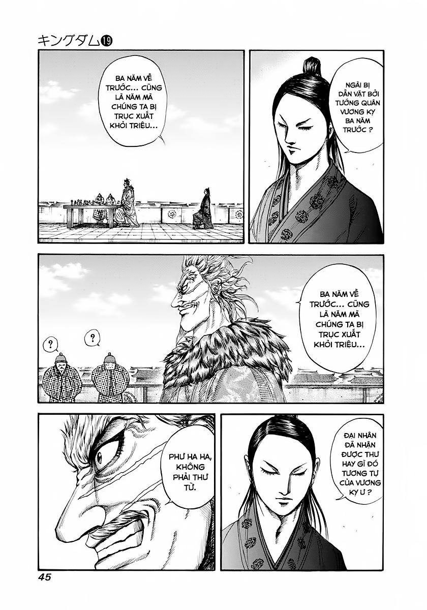 Kingdom - Vương Giả Thiên Hạ Chapter 198 page 5 - IZTruyenTranh.com