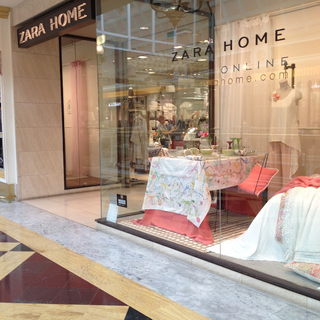 Zara Home, Euroma 2, Shopping, achat, Haul, Rome, Roma, Voyage, Vlog, Roadtrip, blog,