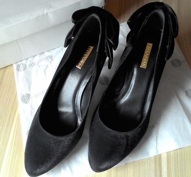 Passarela.com, Sapatos, Preto, Salto Alto, Recebido, Resenha, Parceria, Brenda Lee, Scarpin, Vídeos,