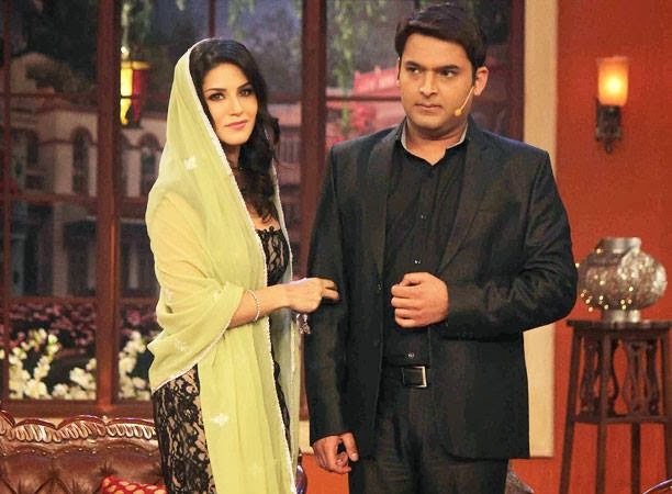 Sunny Leone in Comedy Nights with Kapil Photo