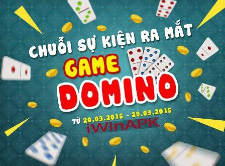 iWin chính thức ra mắt Game Cờ DomiNo