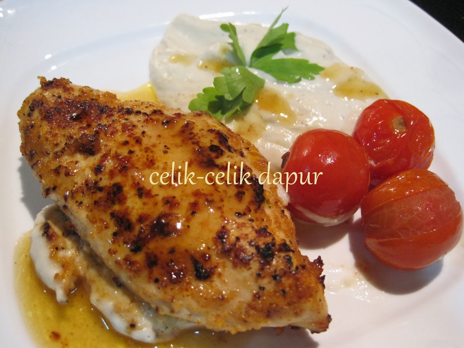 Little Kitchen, celik-celik dapur: Spicy Chicken with Browned Butter ...