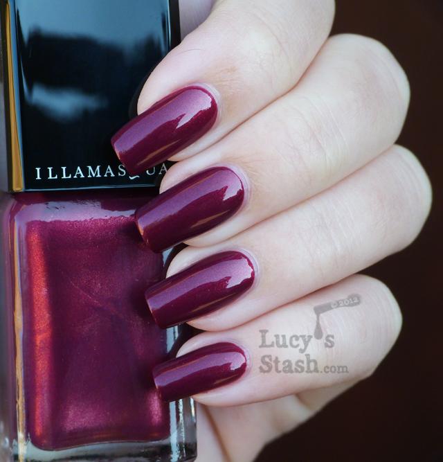 Lucy's Stash - Illamasqua Charisma nail polish