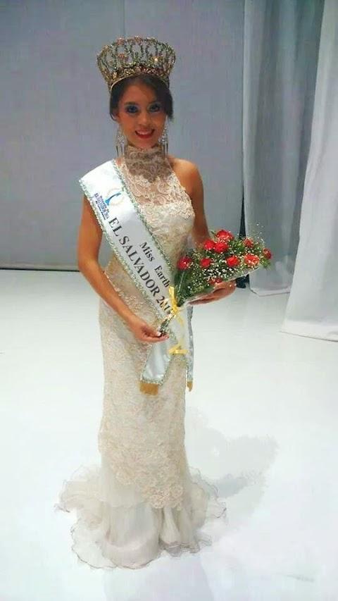 Miss Earth El Salvador 2014 - 2015