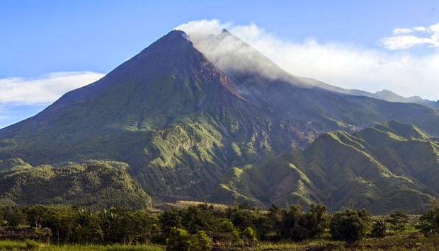 Ilmuwan dari 48 Negara Bahas Perilaku Gunung Api