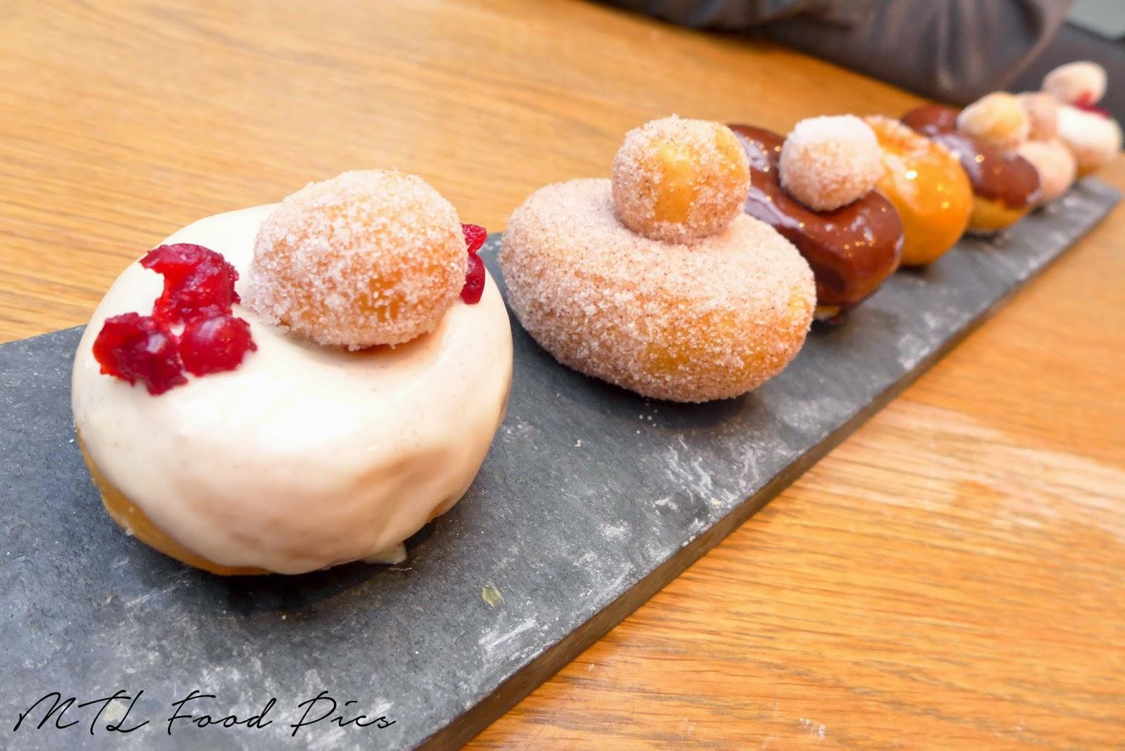 Doughnuts - Ottawa restaurant
