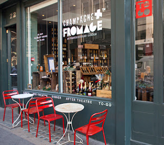 REVIEW: CHAMPAGNE & FROMAGE
